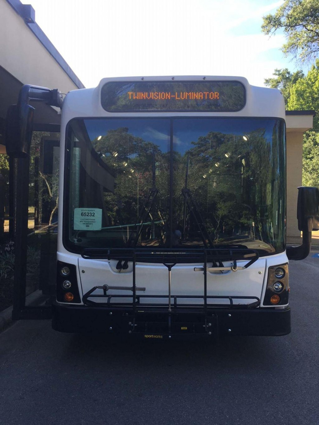 Representatives from the Office of Transit Services in Harris County spoke to city council about new buses that will soon be on the roads as well as ...